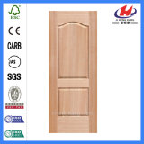 Thickness 5mm Lattice and Wood Grain N - Oak Door Skin