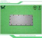 Aluminium erstellte die CNC-Blatt-maschinelle Bearbeitung ein Profil