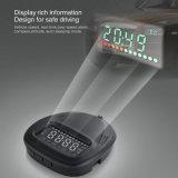 La palette de 2 pouces la tête d'afficher un1 GPS pour véhicule avec ce