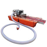 金鉱山のための小型吸引の浚渫機