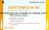 Впрыска Westren Pharma гентамицина микстуры Westren (сульфата гентамицина) для человека