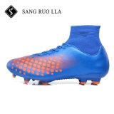 Ботинки футбола футбола нового высокого качества вскользь напольные