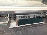 Supermercado cortina de aire vertical Abrir Chiller con CE