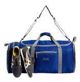 중국 공장 도매 공간 주문 Foldable 체조 나일론 더플 가방