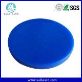 23.5mm RFID Tasten-Marke mit Chip S50 für waschendes System