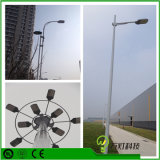 Indicatore luminoso di via esterno delle lampade LED del giardino della strada di obbligazione del LED