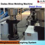 Machine automatique de soufflage de corps creux des palettes simples de paquet