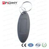 Qualität Tk4100 imprägniern ABS RFID intelligente Schlüsselmarke Keyfob