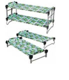 휴대용 침대 작풍 간이 침대3 에서 1 아이들의 2 피스