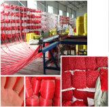 包装の果物と野菜の網袋のためのPPの純袋