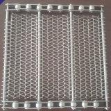 Ячеистая сеть пояса /Conveyer сетки конвейерной нержавеющей стали