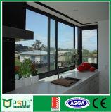 Окно Pnoc003slw алюминиевое сползая