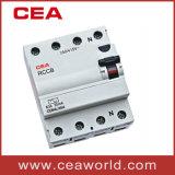 Cbdの残りの現在の回路ブレーカ(CEB4L 2P、CBT RCCB、BD)