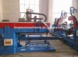Drie van het Type van LPG van de Cilinder van de Longitudinale Stukken Machine van het Lassen