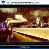 De mármol artificial Cafetería discoteca contadores Barra de Bar