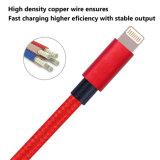 Dados USB de 8 pinos do cabo iPhone cabo relâmpago de carga para Iphonex 8 8plus 7 Plus 5s 6s 6plus