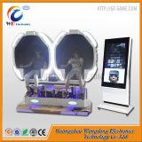 6 simulador eléctrico del huevo de los vidrios 9d Vr de la plataforma 3G del Dof