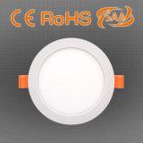 Verkaufsschlager CCT, der 20W LED rundes Panel ändert