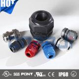 Klier van de Kabel van het Type van Pinji de Waterdichte IP68 Metrische Grijze Nylon