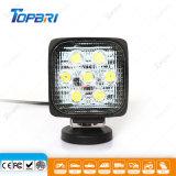 4.3Inch CREE 35W luz LED de trabajo de luces del vehículo militar