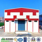 Villa van de Structuur van het Staal van China Sbs de Prefab/de Bouw