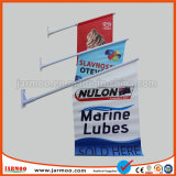 Banner de Pared PVC decorativa con base