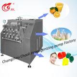 7000L/H, grande, homogeneizador del helado con acero inoxidable