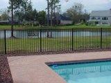 Acciaio galvanizzato alta qualità che recinta per il giardino ed il raggruppamento