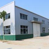 Estructura de acero prefabricada edificio en el marco de la Zona Industrial