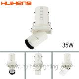 Vertiefter hohe Leistung 35W PFEILER LED einziehbarer Scheinwerfer