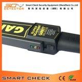 Superscanner-Sicherheits-Metalldetektor-beweglicher Metalldetektor