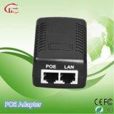 100-240V AC de Adapter van de Injecteur van de Macht van Ethernet Poe van de Omschakeling 24V 1A