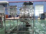 el tanque de mezcla sanitario del acero inoxidable de la calefacción de vapor 500litres