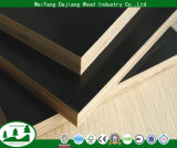 4FT*8FT Commercial Formwork Panel with Recycles, Anti-Slipway and Black/Brown Film for Construction