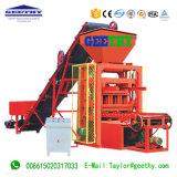 Machine automatique de bloc de ciment Qtj4-26c Bloc de construction de la machine