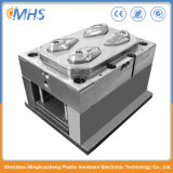 Einzelne Kammer PC elektronisches Teil-Präzisions-Plastikspritzen