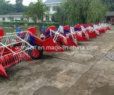 Suministro de la fábrica de la cosecha de arroz Mini máquina cosechadora