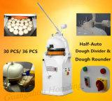 Handelsc$hälfte-selbstteiler des teig-36PCS u. runder für Bäckereimaschine