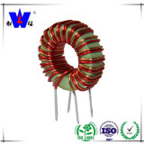 Inducteur toroïdal de faisceau de boucle de bobine de pouvoir