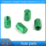 High quality aluminum Color of animals valve Cap