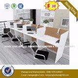 Moderne Möbel-leitende Stellung-Glastisch (HX-8NR0010)