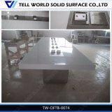 Fabrik-Zubehör-weiße gelbe Konferenztisch-Büro-Möbel
