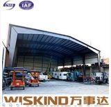 Struttura d'acciaio personalizzata di grande montaggio di basso costo