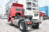 Caminhão do trator de Sinotruk HOWO 4X2 371HP