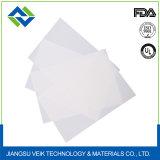 Folha de fibra de vidro revestida de Teflon PTFE