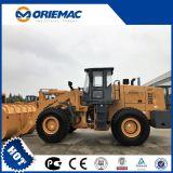 Zl50nc preiswerter Preis chinesisches Lonking 5 Tonnen-Rad-Ladevorrichtung