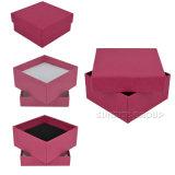 Contenitore impaccante di cartone di prezzi all'ingrosso dei monili del regalo dell'anello di Sunrsie
