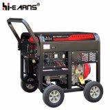 2-8kw grupo electrógeno diesel portátil de uso doméstico (DG11000E)