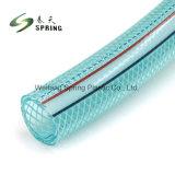 Spray de alta pressão flexível de PVC jardim a mangueira de água