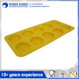 Het citroenvormige Dienblad van het Ijsblokje van het Silicone (RS19)